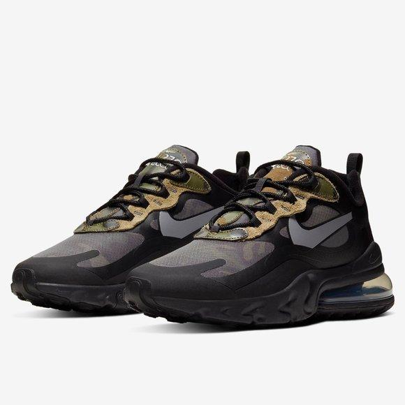 Nike Shoes | Nike Air Max 27 React Camo